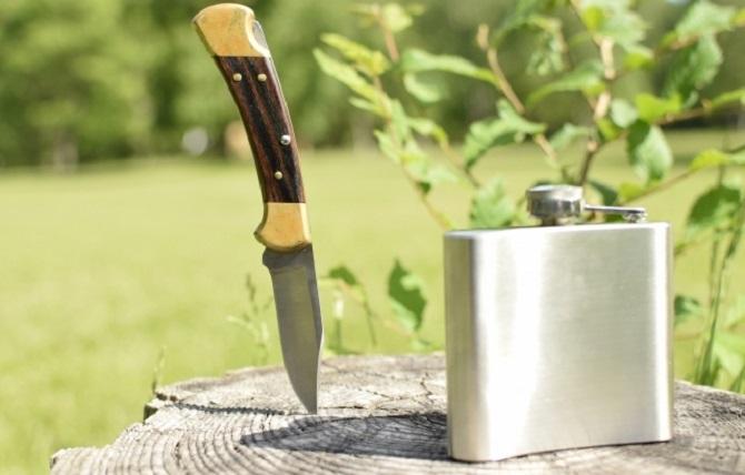 ナイフの選び方
